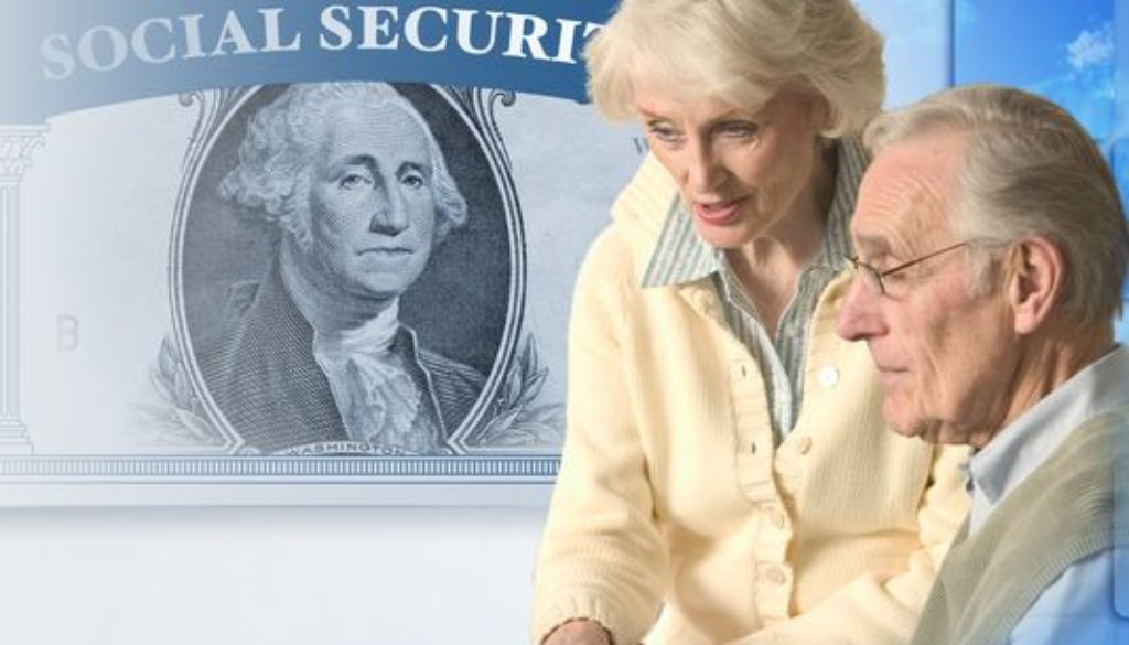 Social Security benefits are a crucial piece in retirement planning. (Photo: Getty Images/Comstock Images)
