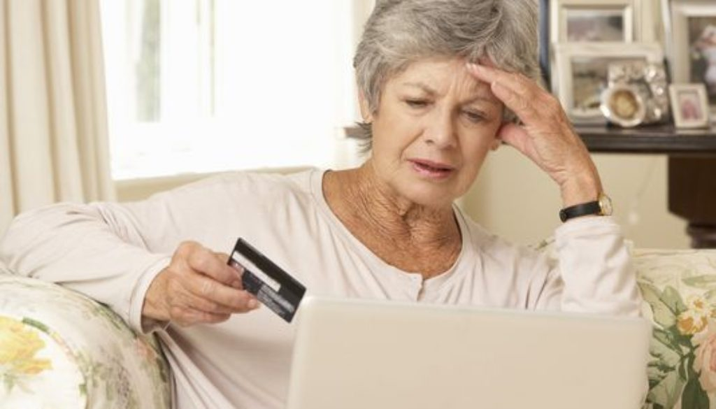 USA Today: For seniors, rising credit card debt squeezes tight